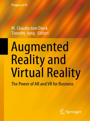 cover image of Augmented Reality and Virtual Reality