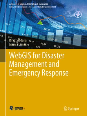 cover image of WebGIS for Disaster Management and Emergency Response