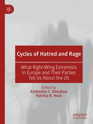 cover image of Cycles of Hatred and Rage