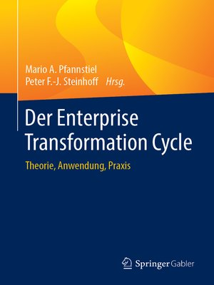 cover image of Der Enterprise Transformation Cycle
