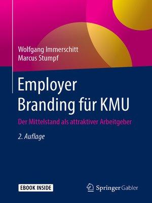 cover image of Employer Branding für KMU