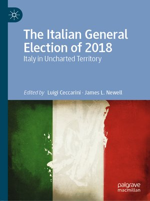 cover image of The Italian General Election of 2018