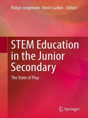 cover image of STEM Education in the Junior Secondary