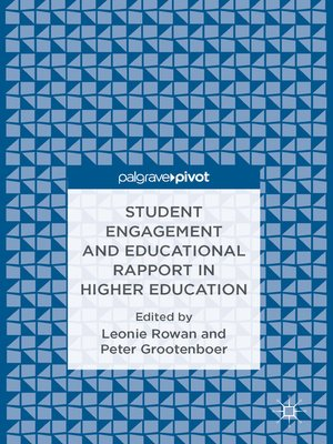 cover image of Student Engagement and Educational Rapport in Higher Education