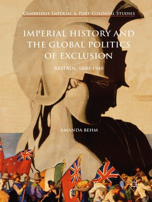 cover image of Imperial History and the Global Politics of Exclusion