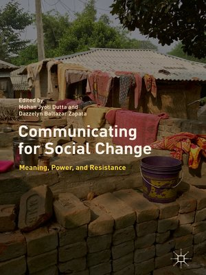 cover image of Communicating for Social Change