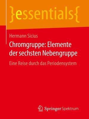 cover image of Chromgruppe