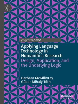 cover image of Applying Language Technology in Humanities Research
