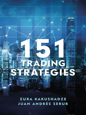 cover image of 151 Trading Strategies
