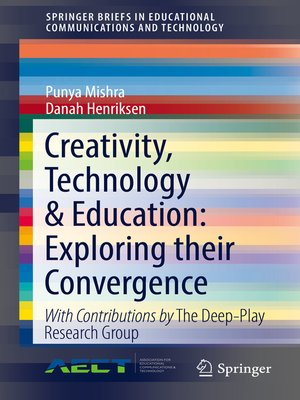 cover image of Creativity, Technology & Education