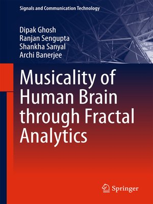 cover image of Musicality of Human Brain through Fractal Analytics