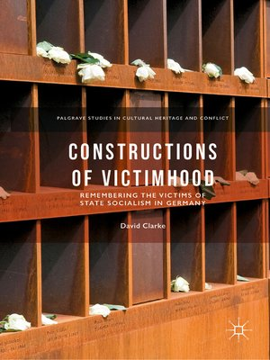 cover image of Constructions of Victimhood