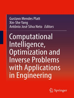 cover image of Computational Intelligence, Optimization and Inverse Problems with Applications in Engineering