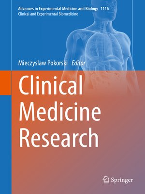 cover image of Clinical Medicine Research