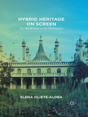 cover image of Hybrid Heritage on Screen