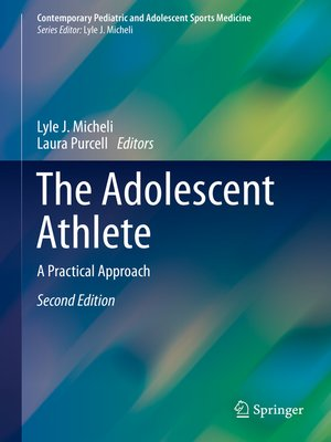 cover image of The Adolescent Athlete