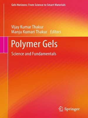 cover image of Polymer Gels