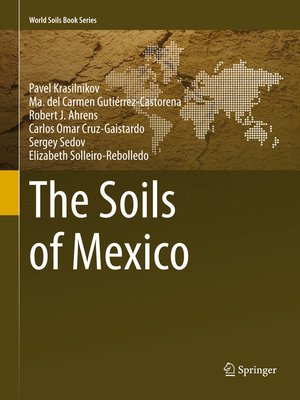 cover image of The Soils of Mexico