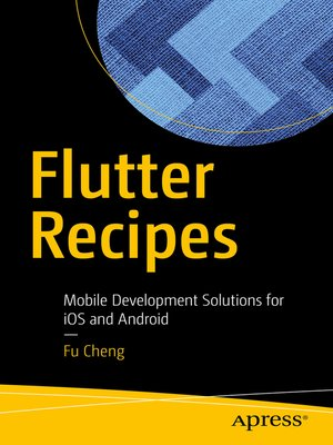 cover image of Flutter Recipes