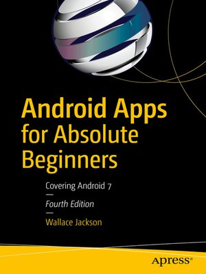 cover image of Android Apps for Absolute Beginners