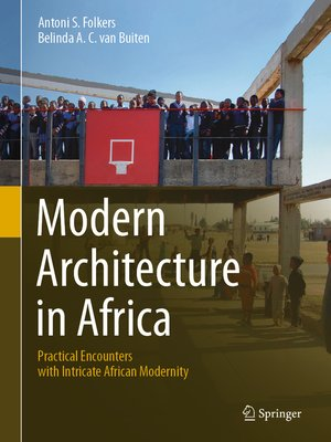 cover image of Modern Architecture in Africa