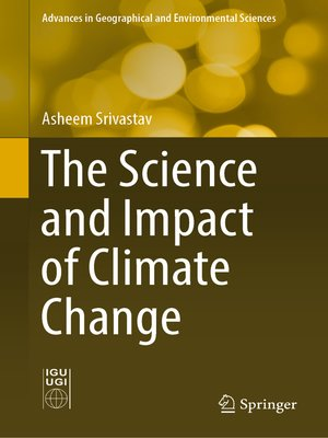 cover image of The Science and Impact of Climate Change
