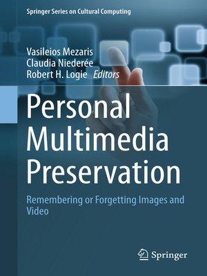cover image of Personal Multimedia Preservation