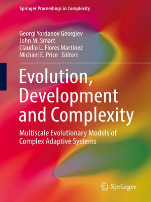 cover image of Evolution, Development and Complexity