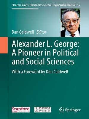 cover image of Alexander L. George