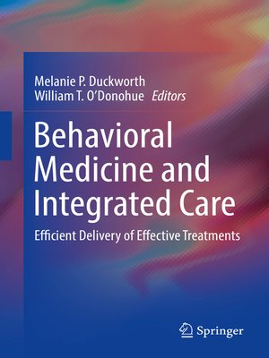 cover image of Behavioral Medicine and Integrated Care