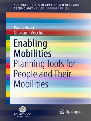 cover image of Enabling Mobilities