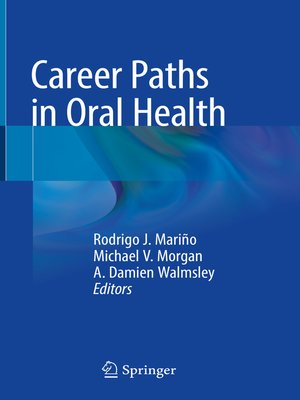 cover image of Career Paths in Oral Health