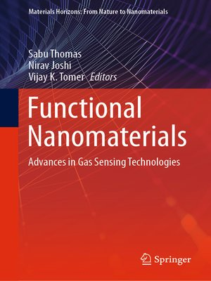 cover image of Functional Nanomaterials