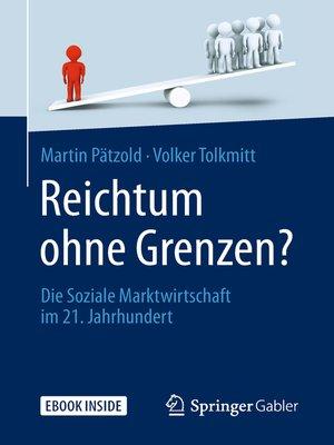 cover image of Reichtum ohne Grenzen?