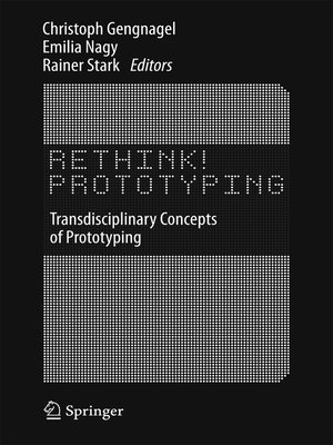 cover image of Rethink! Prototyping