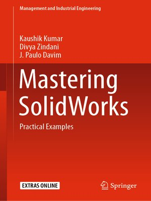 cover image of Mastering SolidWorks