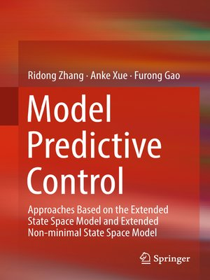 cover image of Model Predictive Control