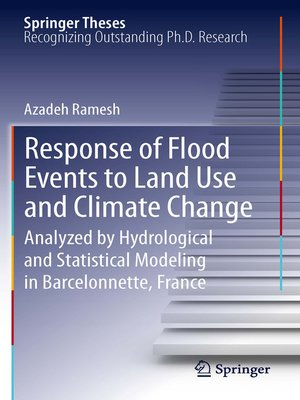 cover image of Response of Flood Events to Land Use and Climate Change