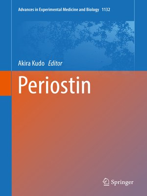 cover image of Periostin