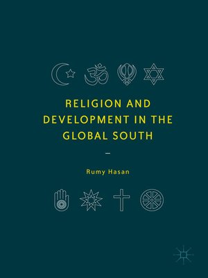 cover image of Religion and Development in the Global South