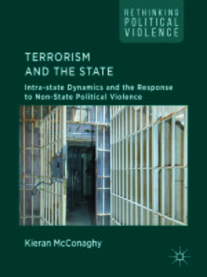 cover image of Terrorism and the State