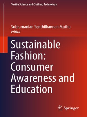 cover image of Sustainable Fashion