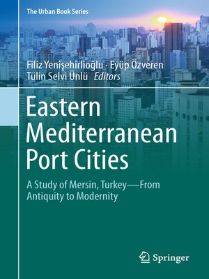 cover image of Eastern Mediterranean Port Cities