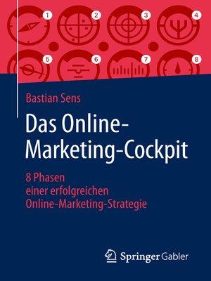 cover image of Das Online-Marketing-Cockpit