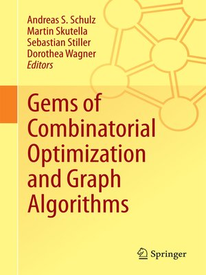 cover image of Gems of Combinatorial Optimization and Graph Algorithms