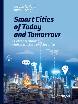 cover image of Smart Cities of Today and Tomorrow