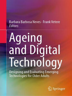 cover image of Ageing and Digital Technology
