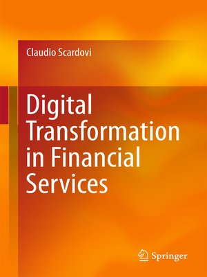 cover image of Digital Transformation in Financial Services