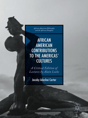 cover image of African American Contributions to the Americas' Cultures