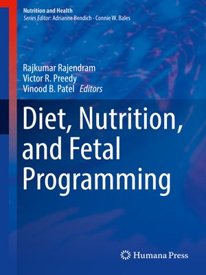 cover image of Diet, Nutrition, and Fetal Programming
